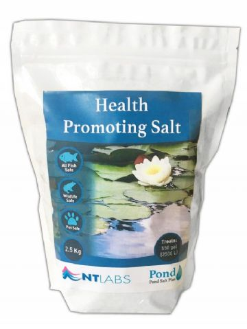 NT Labs Pond Salt Plus 2.5k